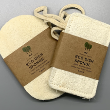 Biodegradable/loofa sponges