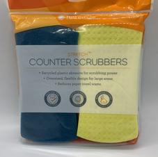 Counter Scrubbers