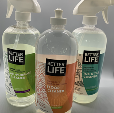 Better Life Cleaners