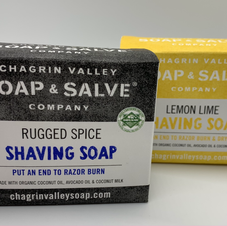 Chagrin shave soap.heic