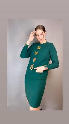 Modest Maiden Woven Dress