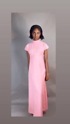 Pink Damsel In Di-Dress