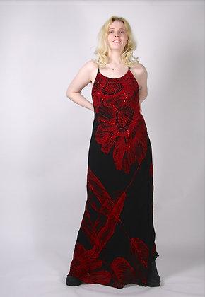 Passion Fruit Evening Dress