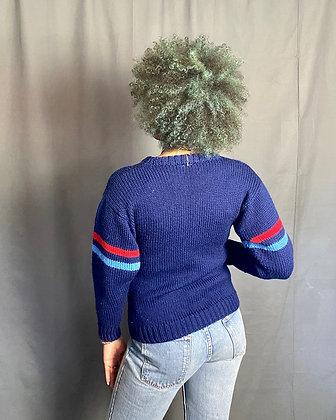 Farm View Vintage Sweater