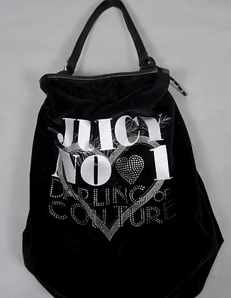 Early 2K Velvet Juicy Couture Bag