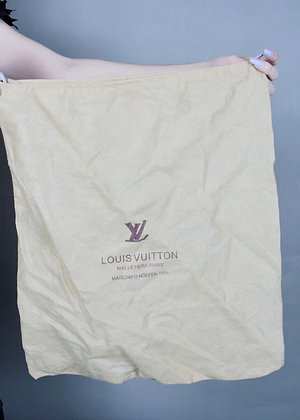 LV Dust Bag Bootleg