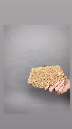 SeaShell Clutch