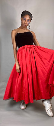 Queen of Hearts Ball Gown