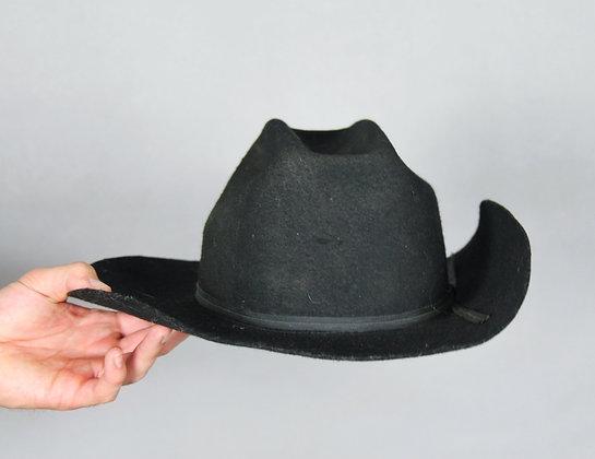 Authentic Vintage Cowboy Hat