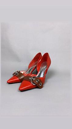 Keep It Classy Red Heel