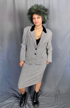 Power Stance Houndstooth Set