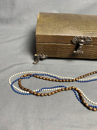 Triple Long Bead Set