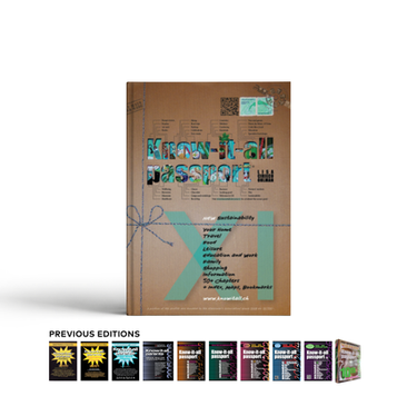 Know-it-all passport®, 11 editions