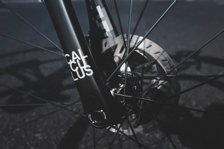 CALCULUS Road bike