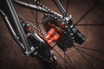 Gravel Bike Rear