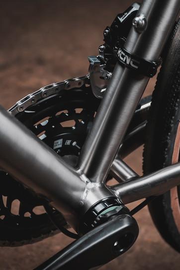 Gravel Bike BB