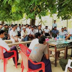 Community awareness seminar