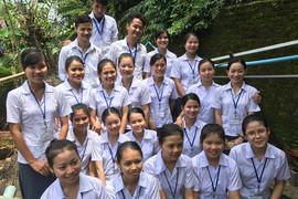 Healthcare graduates
