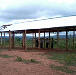 Constructing a school building