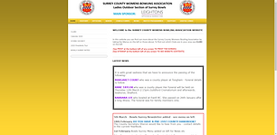 Surrey County Womens Bowling Association