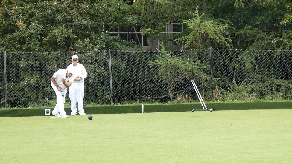 Pippbrook Bowling Club