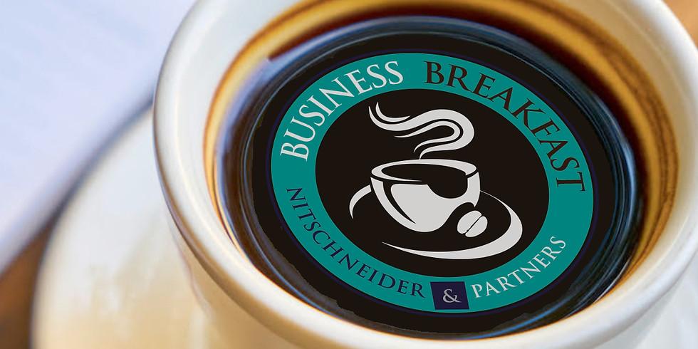 BUSINESS BREAKFAST - Fine Art of Firing