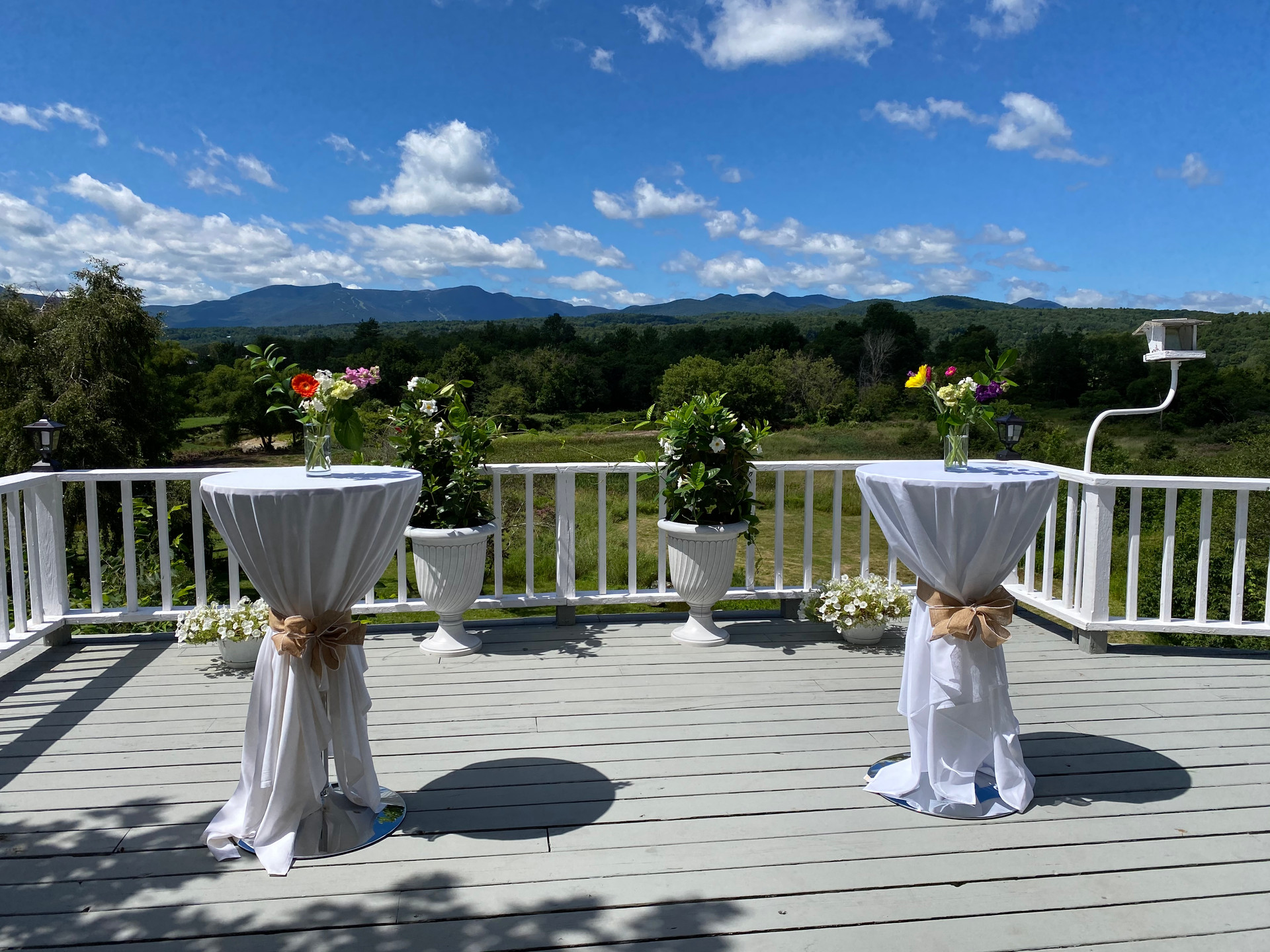 Porch for Celebrations