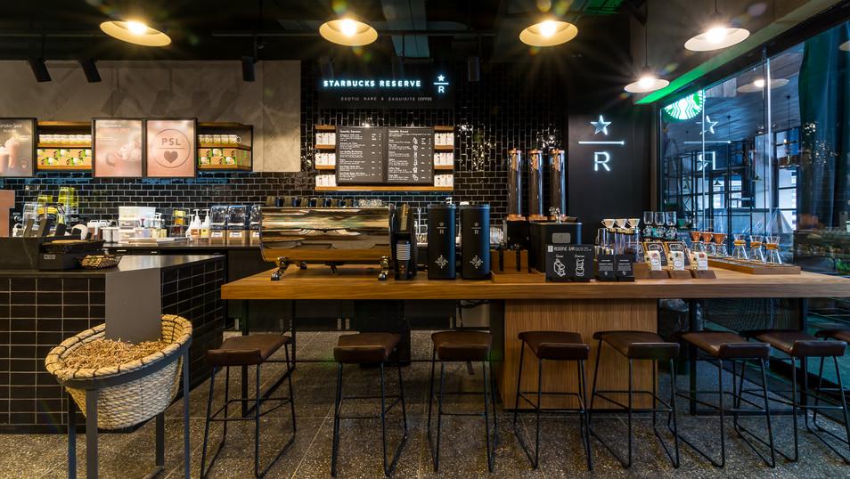 Starbucks Centurion Launch