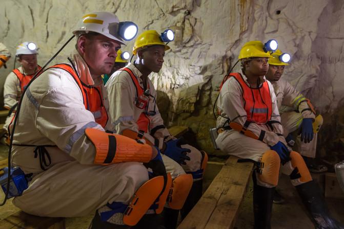 Harmony Gold Mine