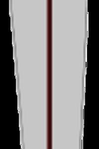 Gray Long Baseball Pants