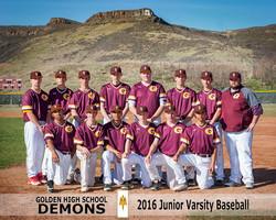 GHS 2016 Baseball JV lores