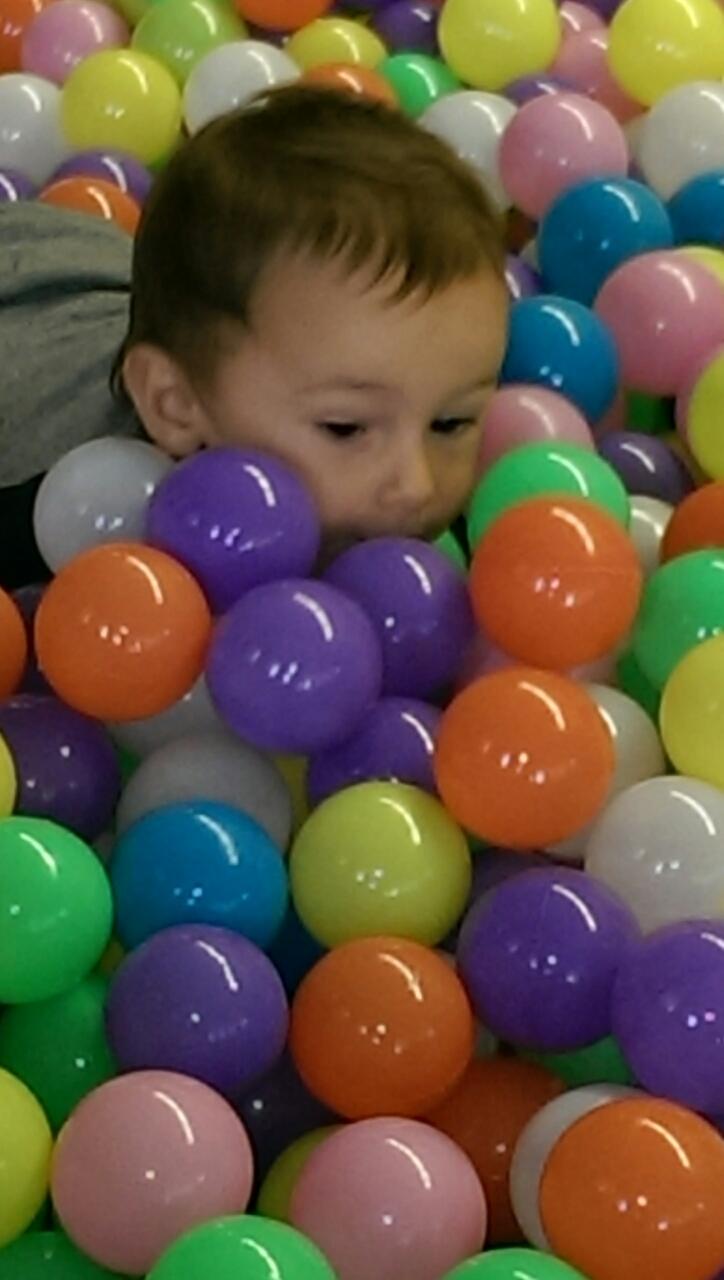 Ball-pit Fun