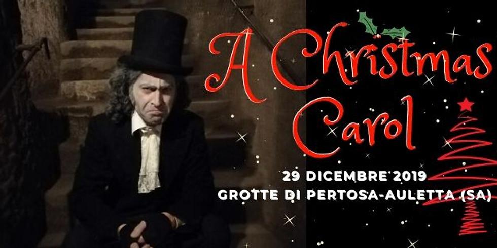 A Christmas Carol alle Grotte di Pertosa-Auletta