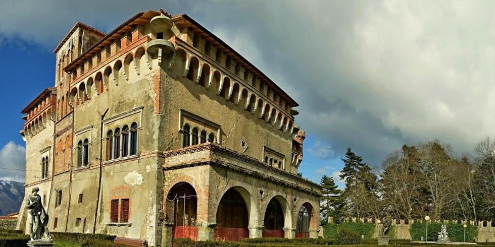 Dracula a Villa D'Ayala-Valva (SA)