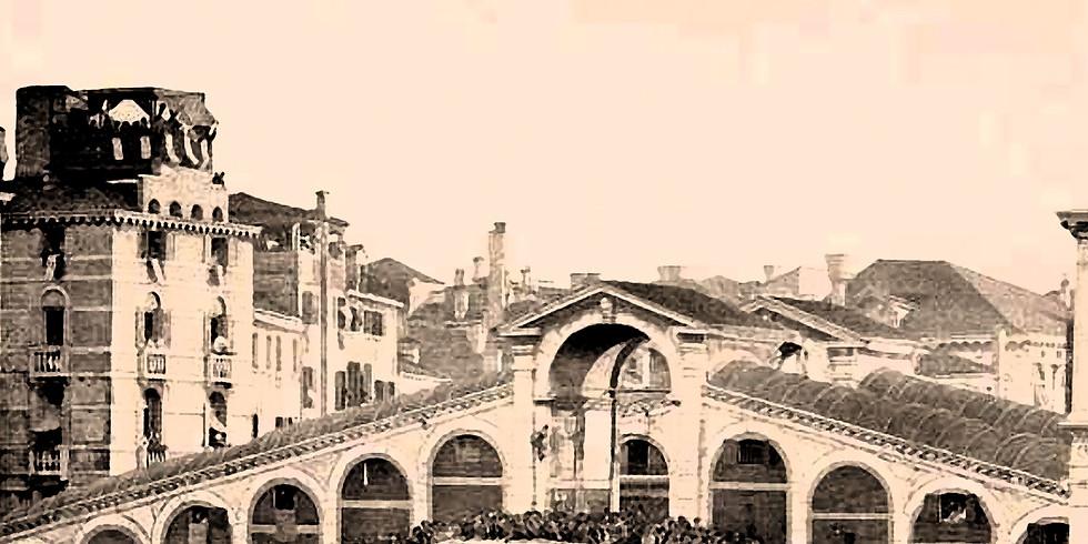 Il Mercante di Venezia #teatroitinerante
