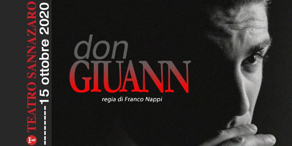 Don Giuann - Adattamento del Don Giovanni di Molière