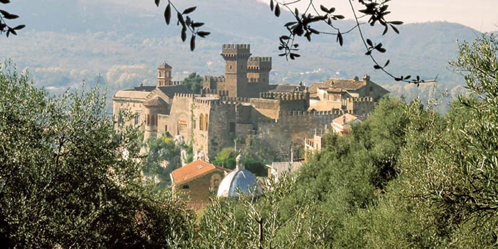 Robin Hood al Castello Lancellotti di Lauro AV