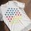 Thumbnail: Geometric Dots Abstract T-shirt