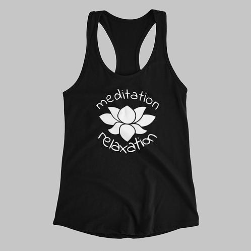 Meditation Relaxation Yoga Tank Top