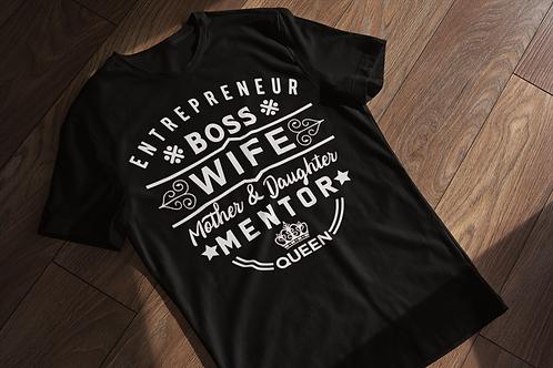 Queen Boss T-shirt
