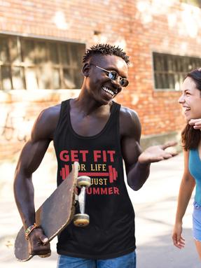 Get Fit Gym T-shirt