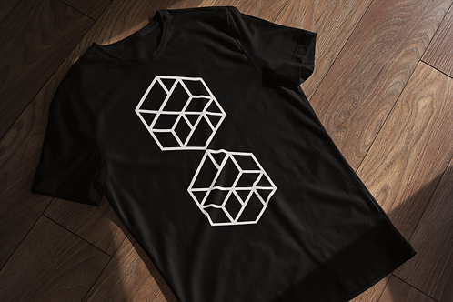 Cube-X Abstract T-shirt
