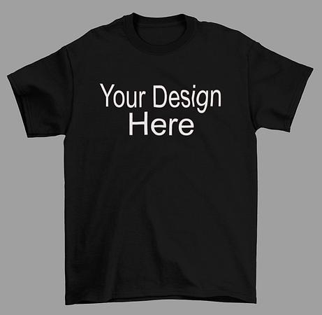 mockup-of-a-t-shirt-lying-flat-on-a-colo