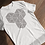 Thumbnail: Geometric Fusion Abstract T-Shirt