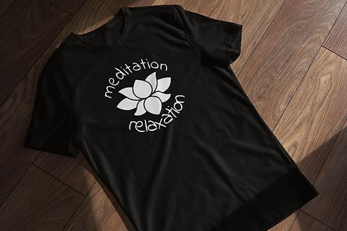 Meditation Relaxation Yoga T-shirt