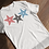Thumbnail: Lucky Stars Abstract T-shirt