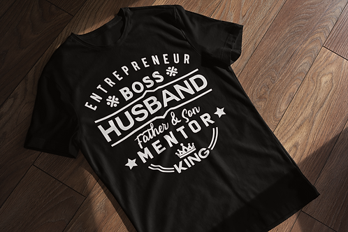 King Boss T-shirt