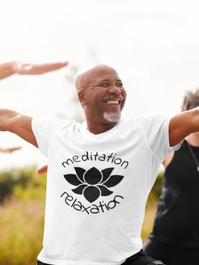 Meditation Relaxation T-shirt