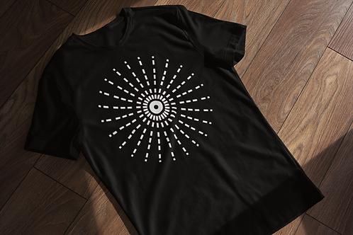 Starburst Abstract T-Shirt