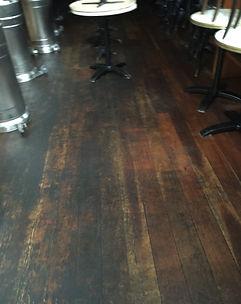 Hardwood Flooring Staining Sydney